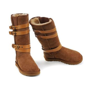 Ugg Boots Cyber Monday New Arrival 8878 Chestnut For Women 108 90