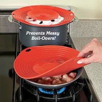 Boil-Over Spill Guard @ Fresh Finds