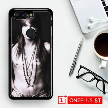 Axl Rose Guns And Roses Wallpaper Y0566  OnePLus 5T / One Plus 5T Case