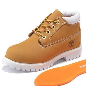 Timberland Women Men Doc Martens Boots Shoes-4