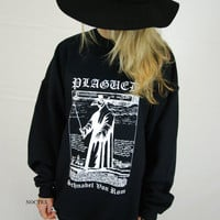 NOCTEX - Unisex Plague Doctor Sweater