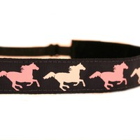 Horsing Around Horses Headband