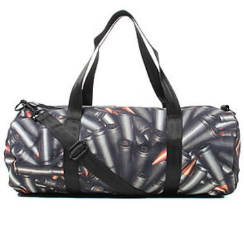 Sprayground  The Ammo Mini Duffle Bag in Black
