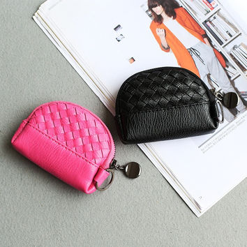 Korean Mini Zippers Bags [6048725057]