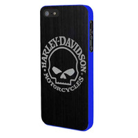 Harley Davidson Logo iPhone 5 Case Available for iPhone 5 iPhone 5s iPhone 5c iPhone 4/4s