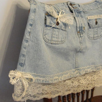 best boho chic jeans products on wanelo rh wanelo co shabby chic bed skirts shabby chic table skirts
