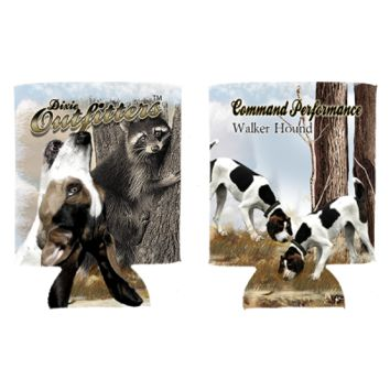 Command Performance Walker Hound Can Koozie By Dixie Outfitters®