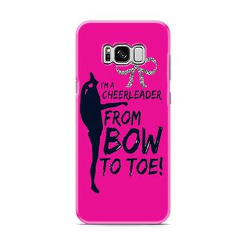 bow to toe cheer Samsung Galaxy S8 | Galaxy S8 Plus Case