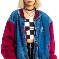 Vintage 90's No Fear Coach's Jacket - One Size Fits Many