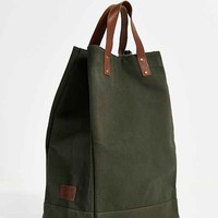 United By Blue Market Tote Bag- Olive One
