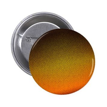 Honey Comb Pinback Button