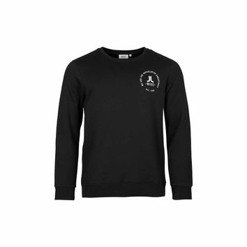 Icon circle crewneck sweatshirt | WeSC