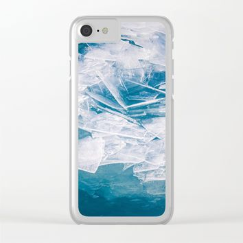 Broken Clear iPhone Case by Faded  Photos