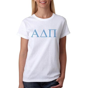 Alpha Delta Pi Sorority T-shirt