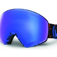 VonZipper - JetPack Party Animals PYB Goggles, Sky Chrome Lenses