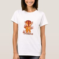 Cute Torosaurus T-Shirt