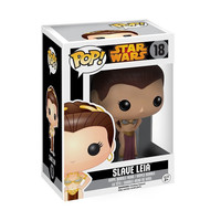 Slave Leia Star Wars POP! #18 Vinyl Figure