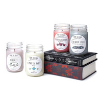 Literary Candles | scented candles