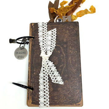 Journal, Smash Book, Travel Journal, Junk Journal, 7 Gypsies Journal, Mixed Paper Journal, Art Journal