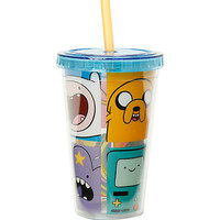 Adventure Time Acrylic Travel Cup