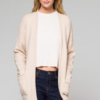 Always Around Cardigan - Cream