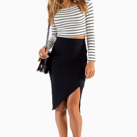 High Altitudes Pencil Skirt $25