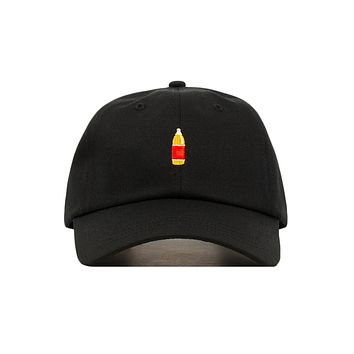 Premium Embroidered 40 oz. Dad Hat - Baseball Cap with Adjustable Closure