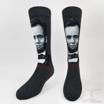 Abraham Lincoln Men's SOCKS