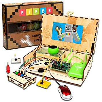 Piper Computer Kit | with Minecraft Raspberry Pi edition | Educational Computer that Teaches STEM and...