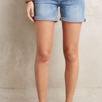 Pilcro Stet Roll-Up Shorts