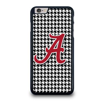 ALABAMA HOUNDSTOOTH CRIMSON TIDE iPhone 6 / 6S Plus Case