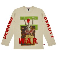 Comme des Garcons x Walter Van Beirendonck Long Sleeved T-Shirt (OS-T101)