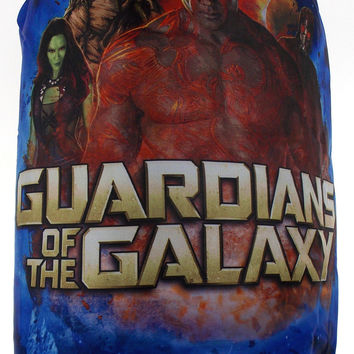 "Marvel Guardians Of The Galaxy Sleeping Bag Slumber 30""x54"" Polyester Carry Bag"