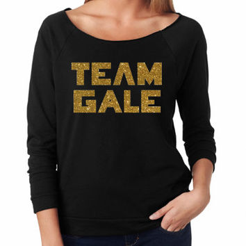 Team Gale. Hunger Games Shirt. Women's Sweatshirt. Crossfit shirt.Catching Fire. Workout hoodie. Crossfit Hoodie. Sweatshirt. hoodie.