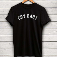 Cry Baby Women's Casual T-Shirt