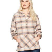 ONeill Womens Raven Hooded Pullover Top