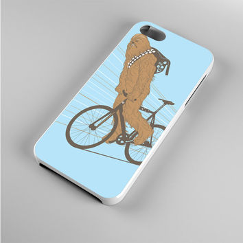 Chewbacca Biking Star Wars Iphone 5s Case