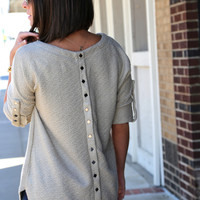 Simple In Studs {Tan}