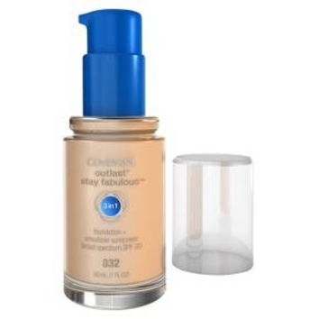 CoverGirl Outlast Stay Fabulous 3-in-1 Foundation - 1oz