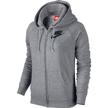 Nike Fashion Women Winter Zip Up Hoodie Jacket Sweater1