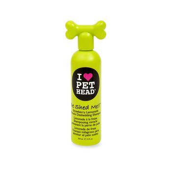 Pet Head De Shed Me!! 12 oz. Deshedding Shampoo for Dogs