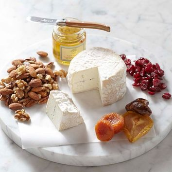 Truffle Camembert with Honey, Dried Fruit & Nuts
