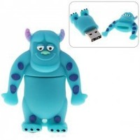 8GB USB Sully Monsters University Pattern Figure Flash Drive Memory Stick USB 2.0