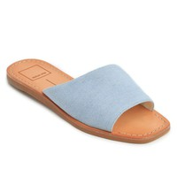 Cato Angular Slide Sandals