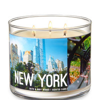ROSE WATER & IVY3-Wick Candle