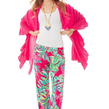Lilly Pulitzer Surry Cashmere Wrap