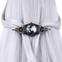 Restyle | Moon Geometry Hairclip - Tragic Beautiful buy online from Australia