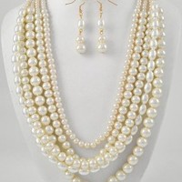 Multi-Strand Pearls