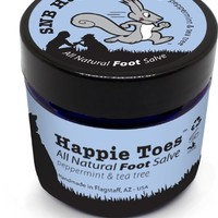 Squirrels Nut Butter Happie Toes Salve - 2 oz. | REI Co-op