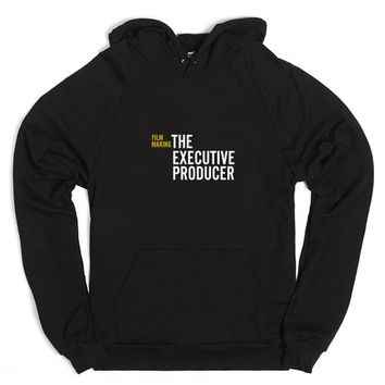 The Executive Producer Filmmaking Hoodies | Hoodie | SKREENED